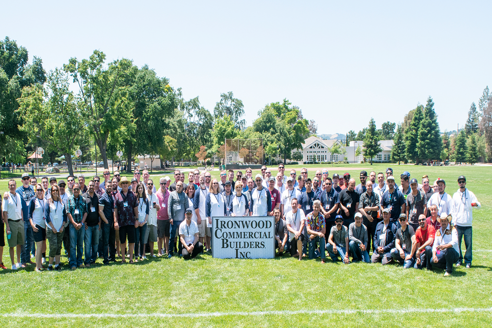 Ironwood Commercial Builders 2019 Company Picnic