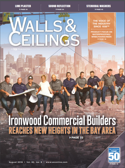 Walls and Ceilings Magazine